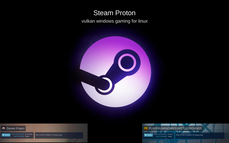 Steam/Proton